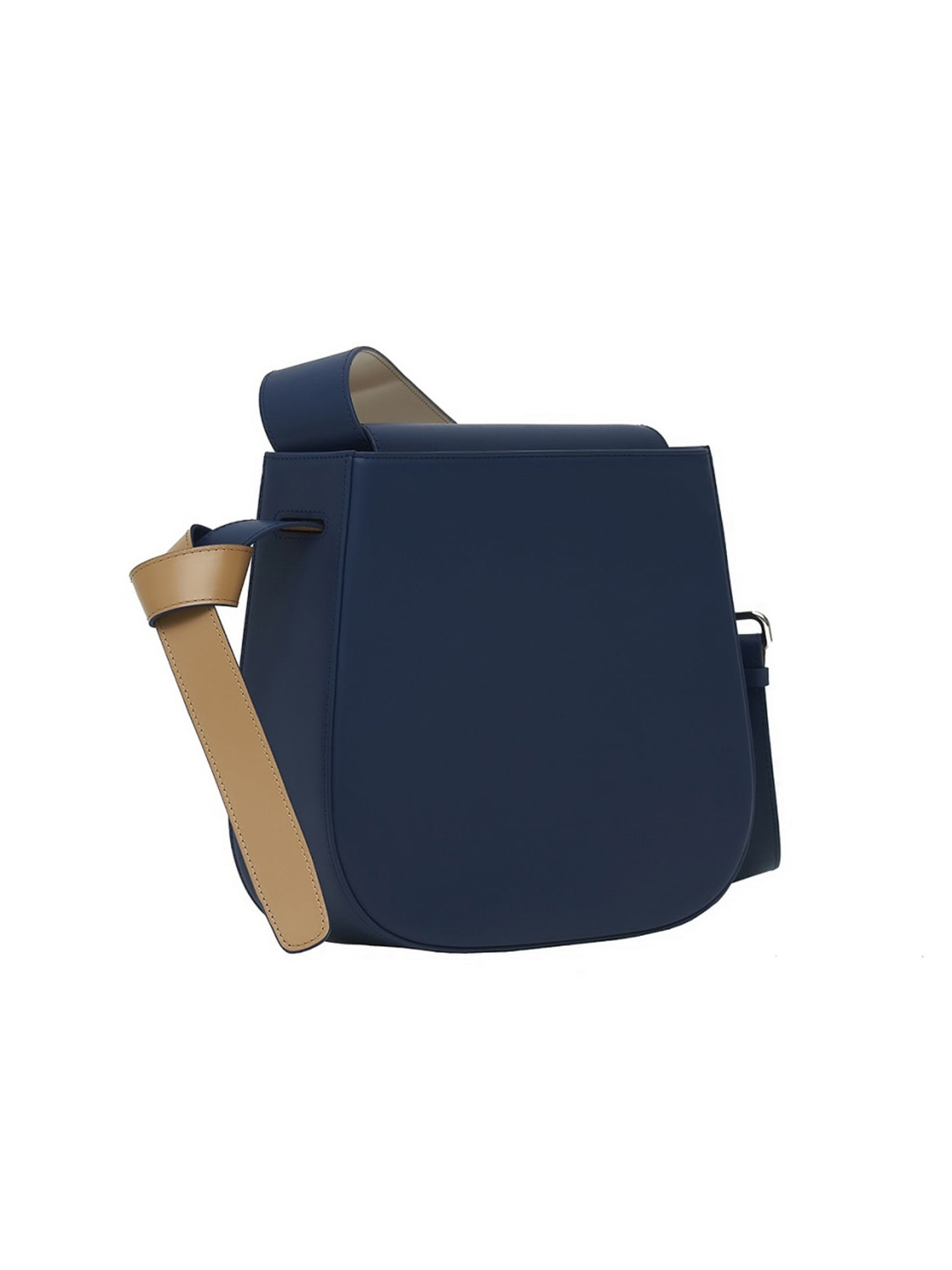 COLOR BLOCK BAG - BIG NAVY  [Summer Sale -50%]