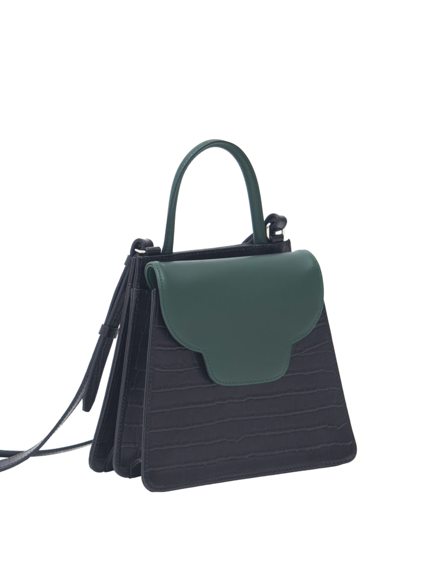 LE BEAU BAG - DEEP GREEN