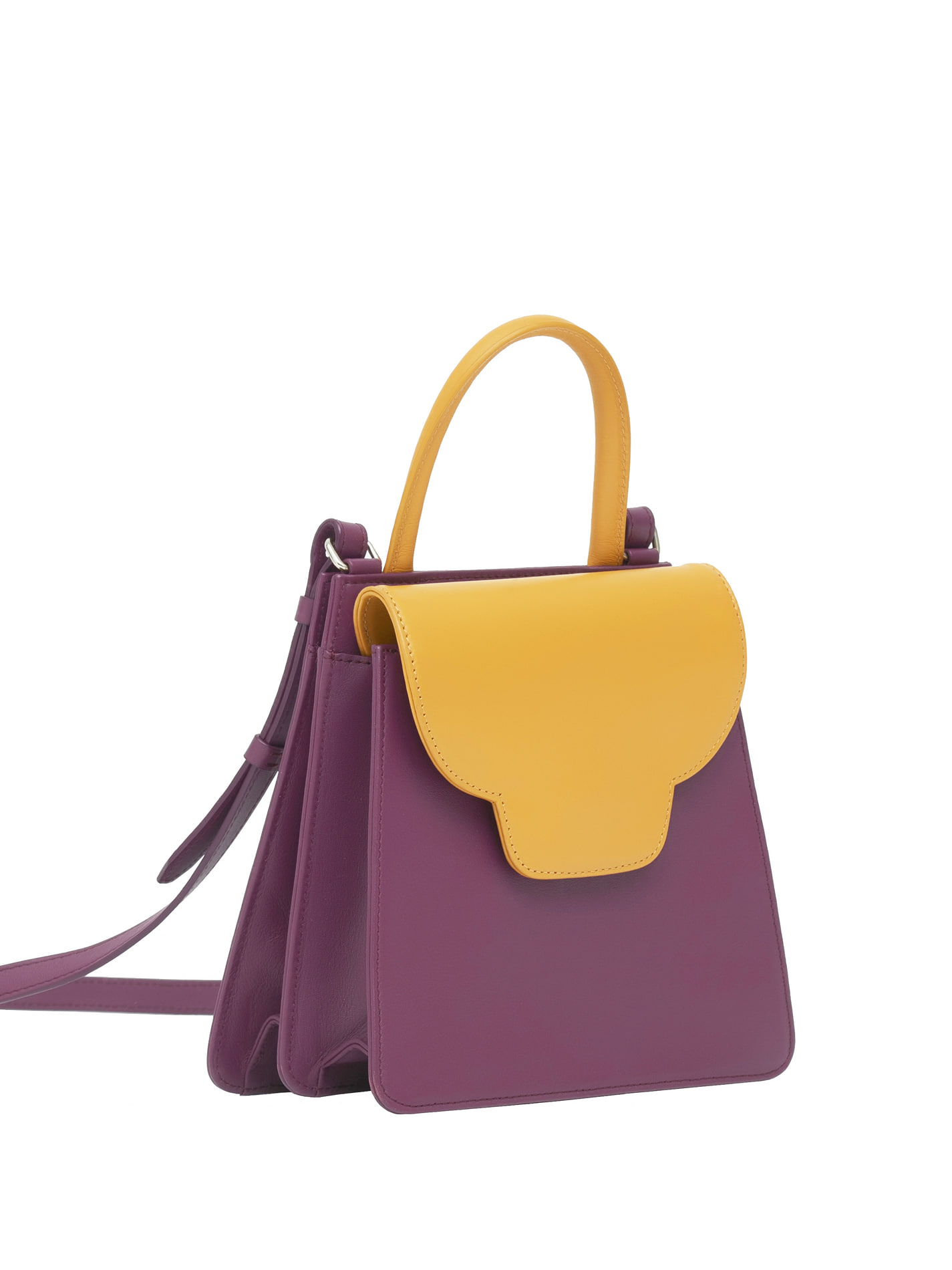 LE BEAU BAG - PURPLE