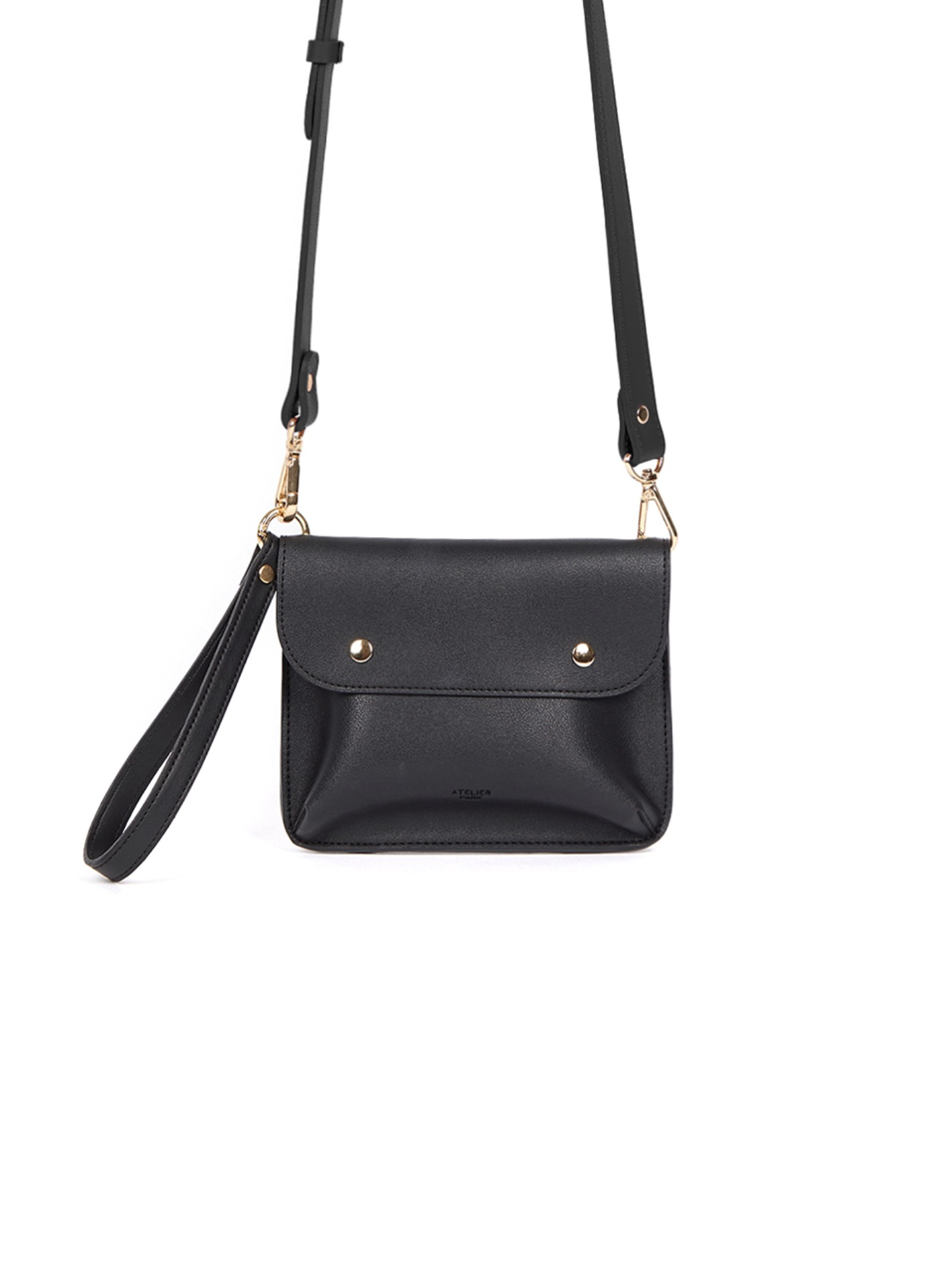 DOUBLE SIDE BAG_BLACK
