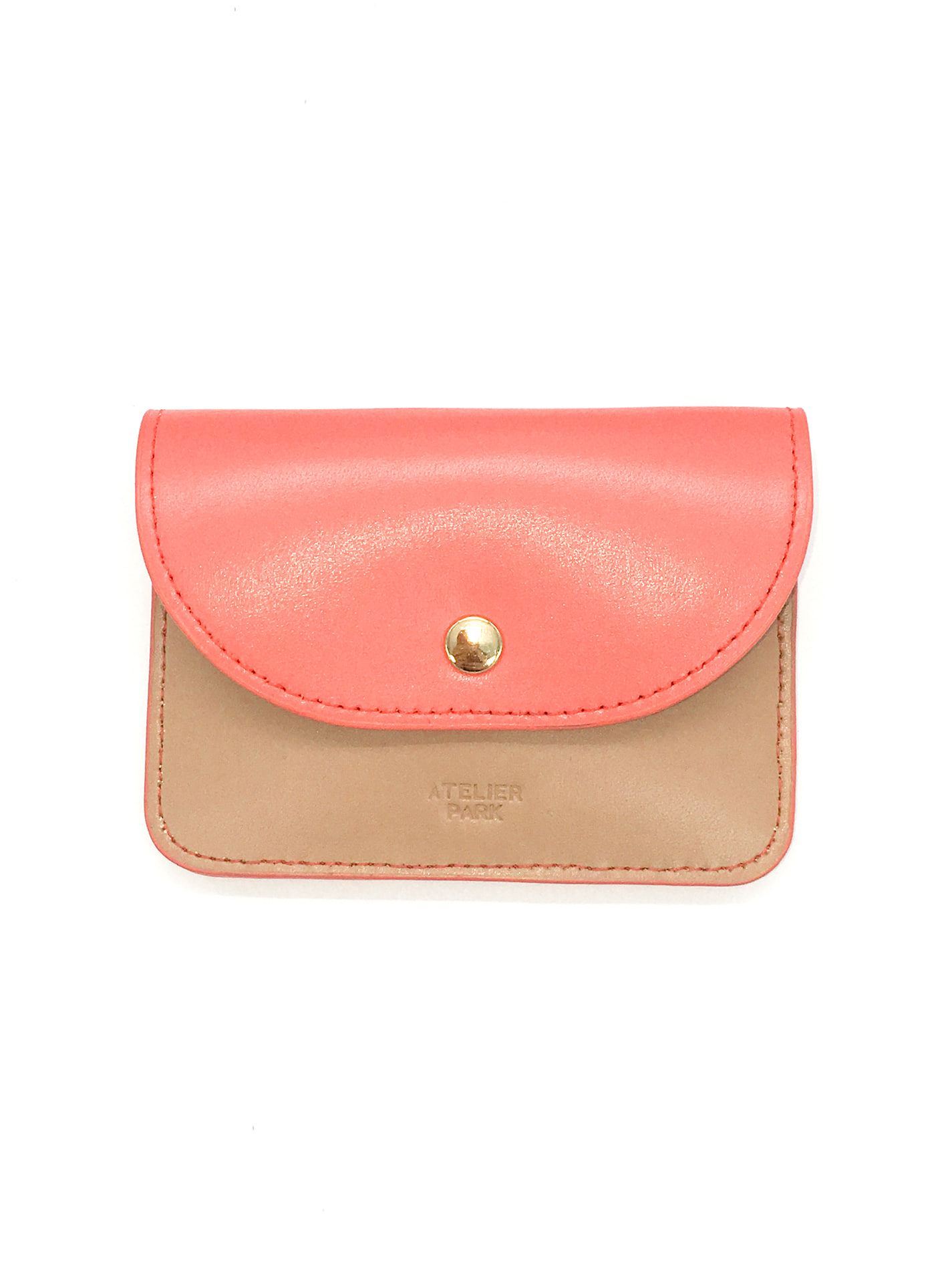 EASY WALLET _CORAL [Summer Sale -25%]