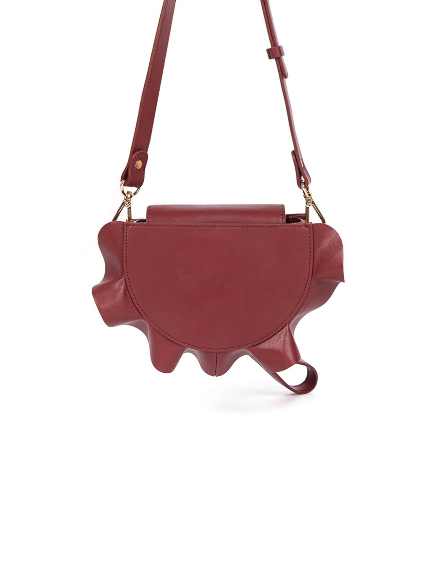 4 Way Pie Bag _ Burgundy