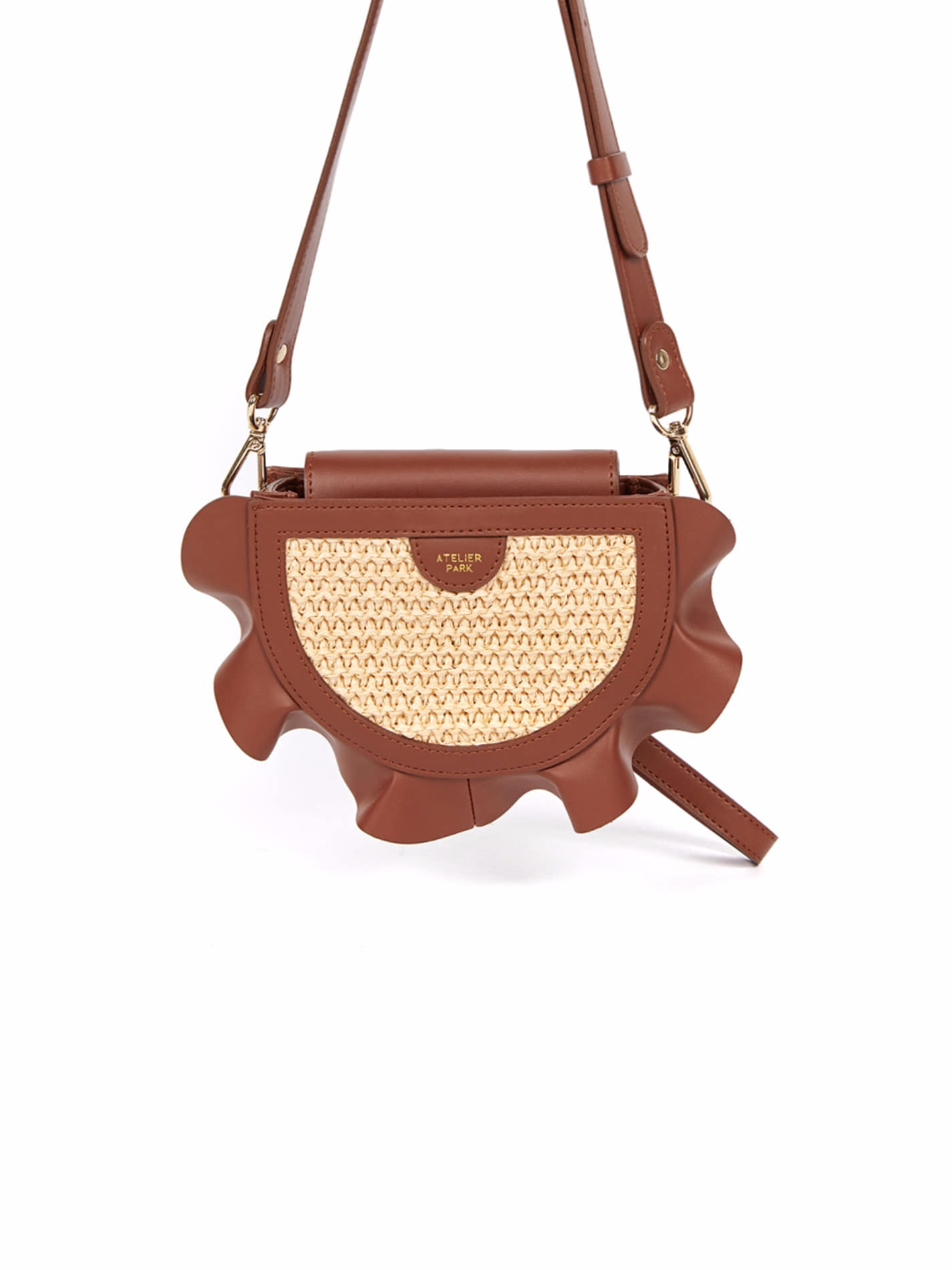 4 Way Pie Bag _ Brown