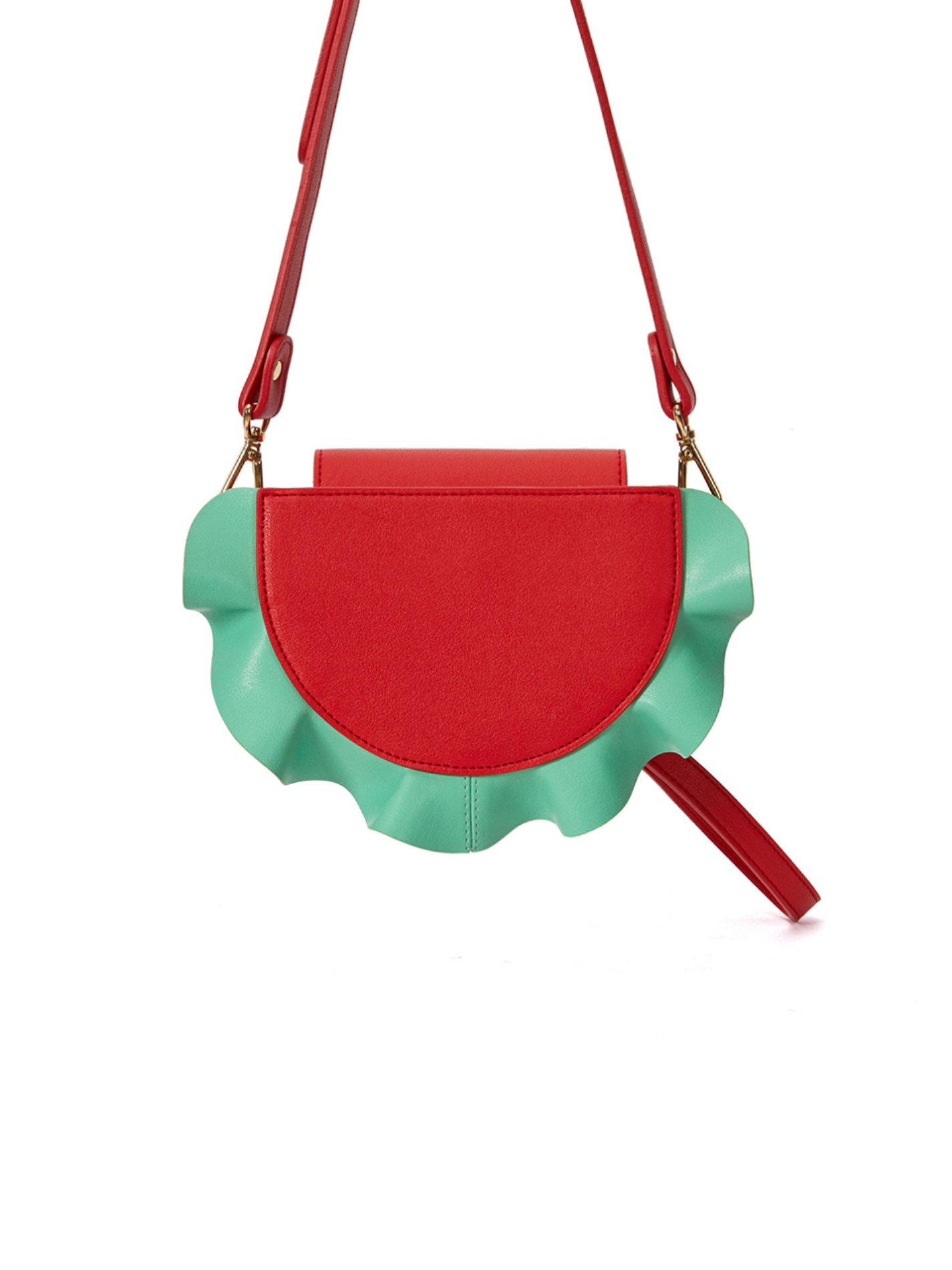 4 WAY PIE BAG_Red