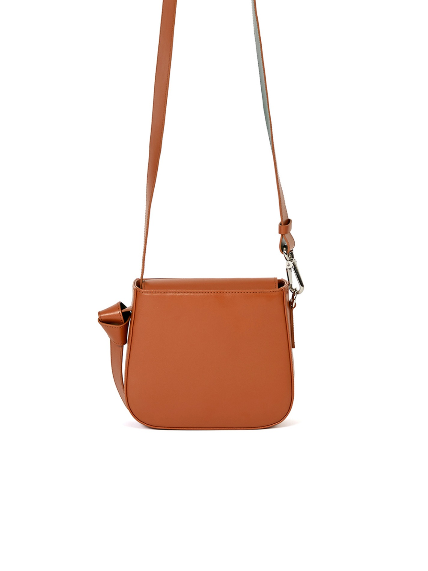 [SALE] COLOR BLOCK BAG - MINI CAMEL
