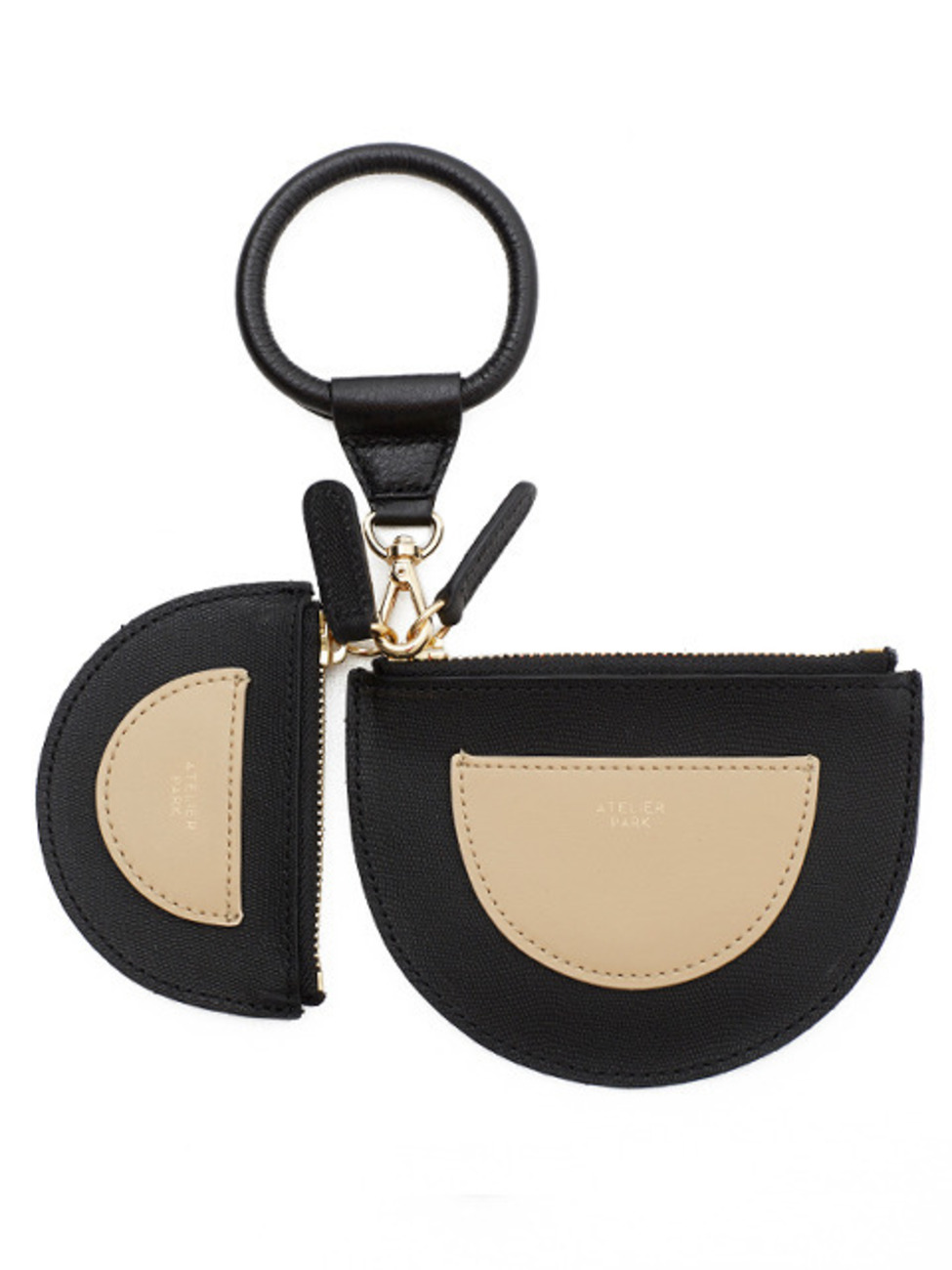 TWIN PURSE _BLACK
