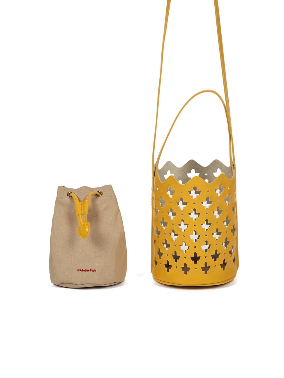 MAJORELLE BAG _ YELLOW