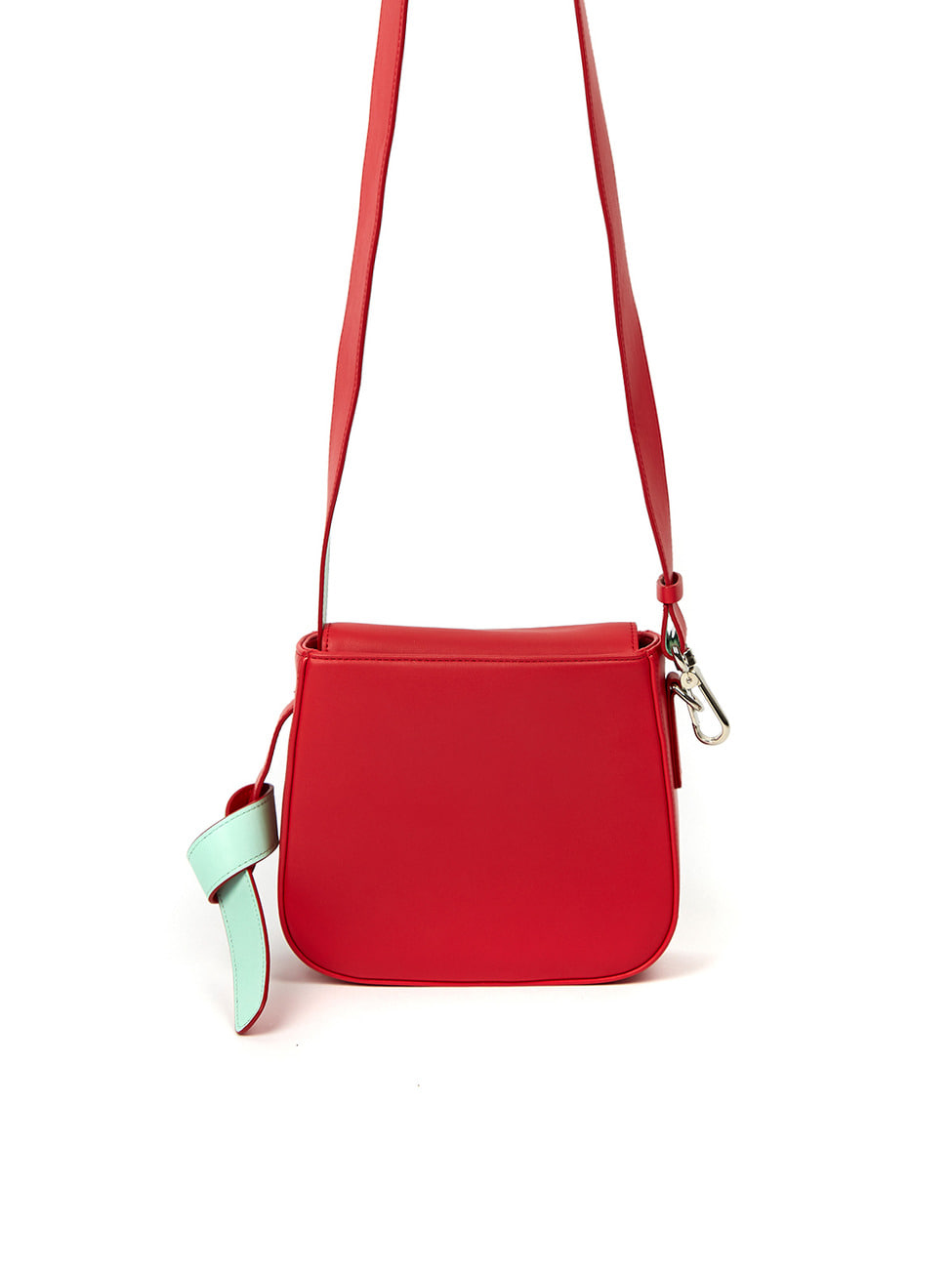 [Exclusive] Block Bag Mini _Red
