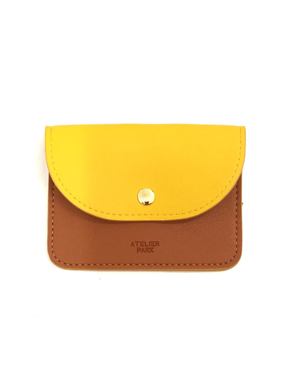 EASY WALLET _ YELLOW / CAMEL