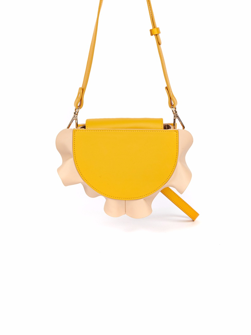 4 Way Pie Bag _ Yellow