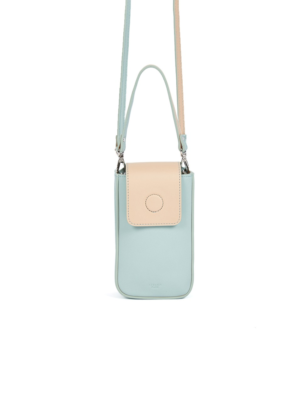 BLOCK NANO BAG_ MINT