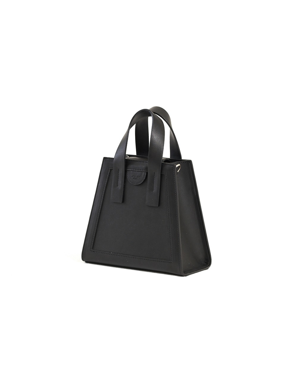 GEO BAG_MINI_BLACK