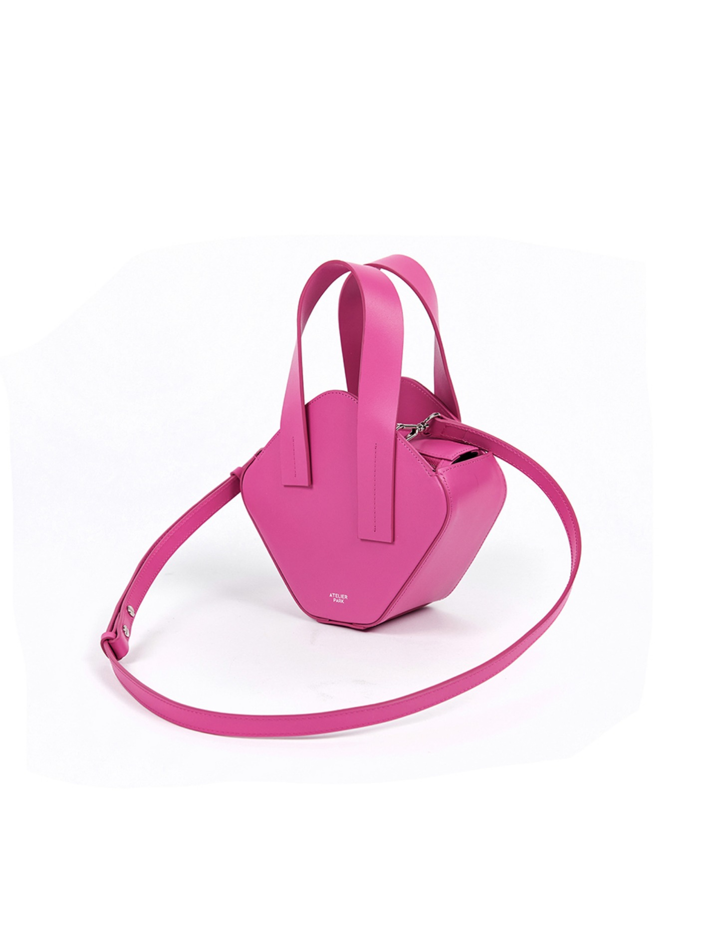 MONIC BAG_MINI_Magenta