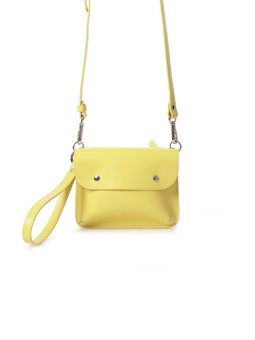 DOUBLE SIDE BAG_LIGHT YELLOW